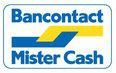 Bancontact en Mister Cash bij Gedenk Idee in Zeeland