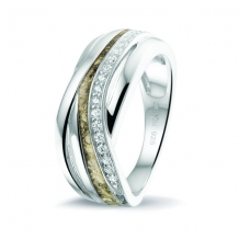 SeeYou ring in zilver: RG013